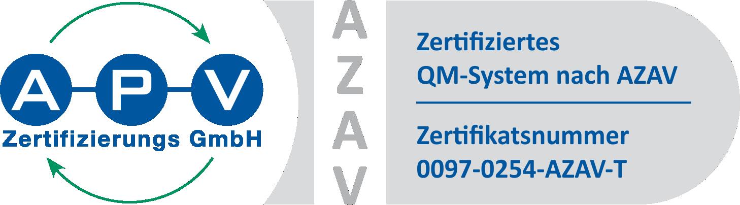 EMC Training Zertifikat APV